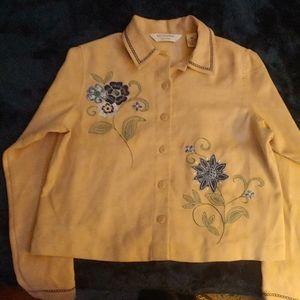 Bechamel Suede jacket